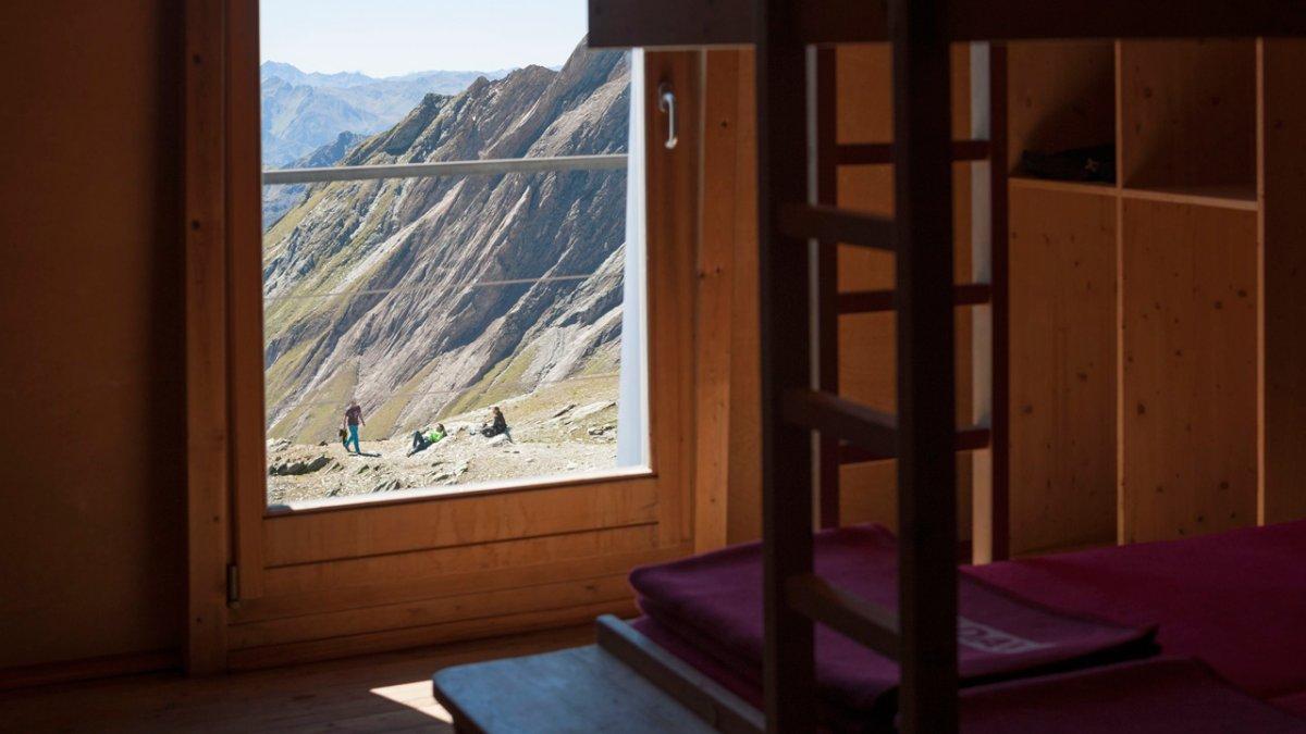 Sentiero dell'aquila: panorama bellissimo dallo Stüdlhütte, © Tirol Werbung
