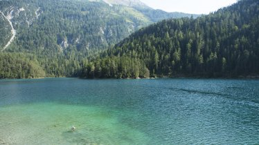 Laghi balneabili nel Tirolo austriaco