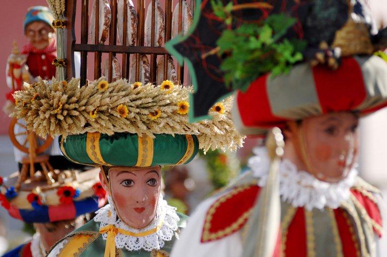 Ogni cinque anni si svolge il Schleicherlaufen di Telfs, bene culturale immateriale dell'UNESCO.