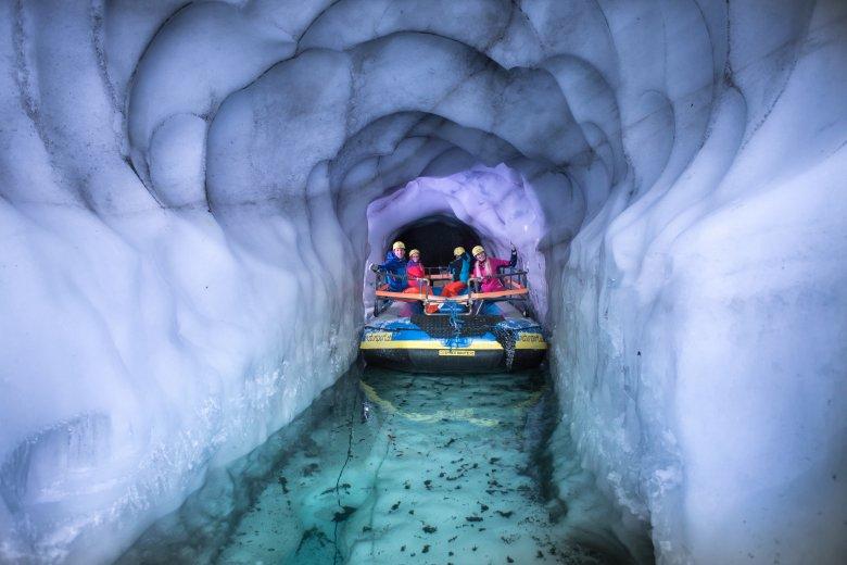 Natur Eis Palast _(c) Hintertuxer Gletscher