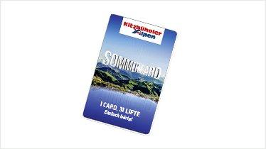 Kitzbüheler Alpen Sommer Card