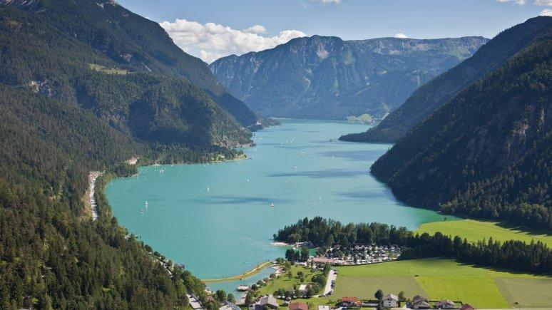 Campeggio Achensee, © Achensee Tourismus