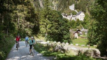 Pista ciclabile Via Claudia Augusta, © Tirol Werbung/Frank Bauer