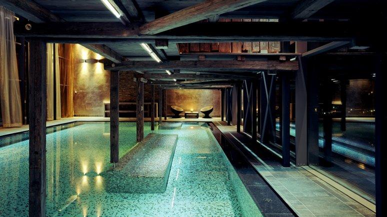 La piscina del MOHR life resort, © MOHR life resort