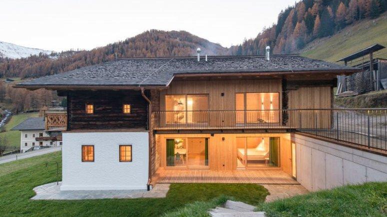 Giatla-Haus nella Villgratental, © Benjamin Schaller