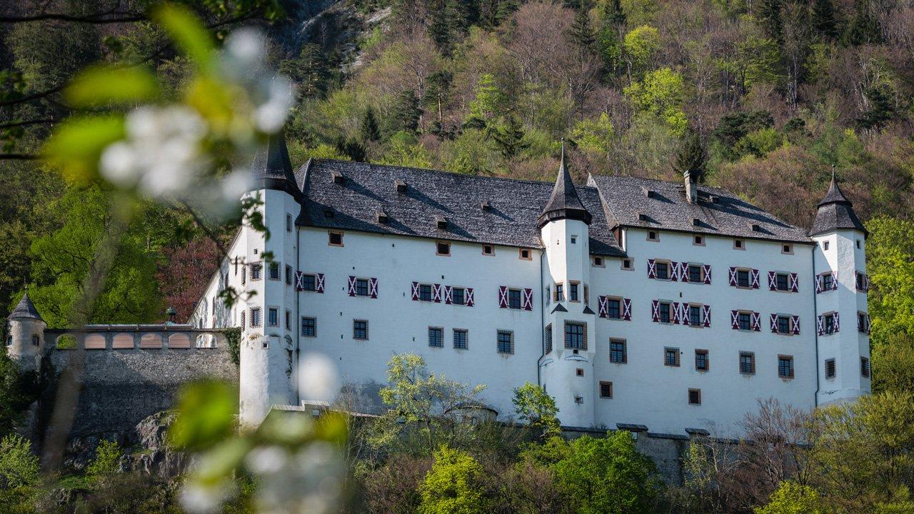 Il castello di Tratzberg, © Schloss Tratzberg