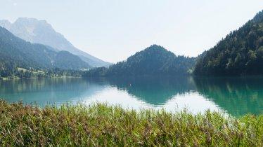 Lago balneabile Hintersteiner See, © Tirol Werbung/W9 Studios