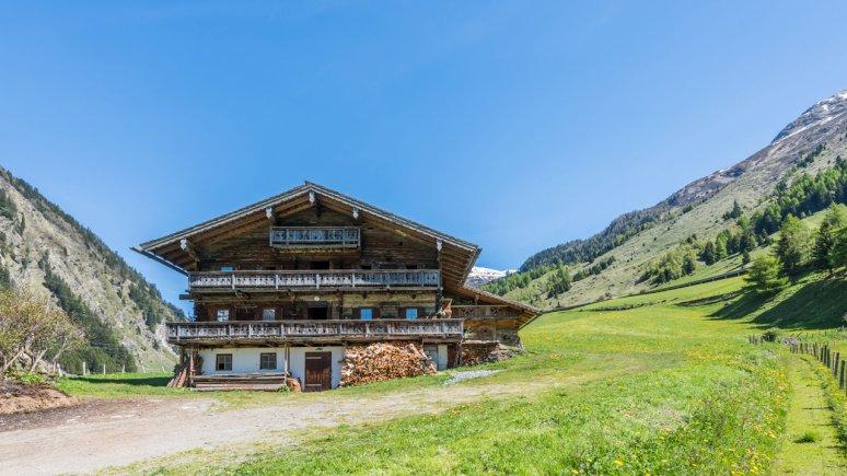 Baita nella Tauerntal, © Almliesl