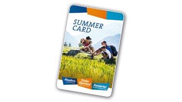 Summercard Kaunertal, © TVB Kaunertal