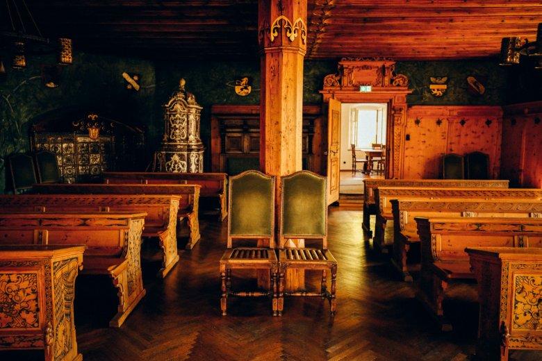 Trauungssaal im Rathaus