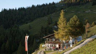 Sentiero dell'aquila, tappa 4: Kufstein - ristorante Schlossblick, © Tirol Werbung/Jens Schwarz