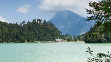 Lago balneabile Hechtsee, © Tirol Werbung/W9 Studios